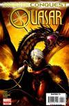 Cover for Annihilation: Conquest - Quasar (Marvel, 2007 series) #4