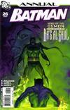 Cover for Batman Annual (DC, 1961 series) #26