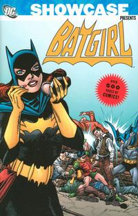 Cover Thumbnail for Showcase Presents: Batgirl (DC, 2007 series) #1