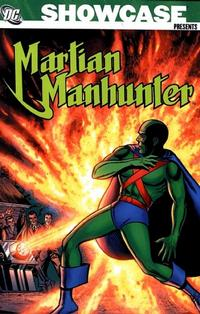 Cover Thumbnail for Showcase Presents: Martian Manhunter (DC, 2007 series) #1