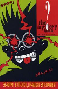 Cover Thumbnail for The Mystery Man (Slave Labor, 1988 series) #2
