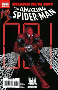 Cover Thumbnail for The Amazing Spider-Man (Marvel, 1999 series) #548