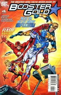 Cover Thumbnail for Booster Gold (DC, 2007 series) #4