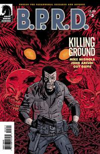 Cover Thumbnail for B.P.R.D.: Killing Ground (Dark Horse, 2007 series) #3
