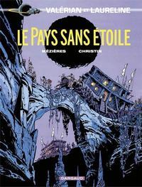 Cover Thumbnail for Valérian (Dargaud, 1970 series) #3 - Le pays sans étoile