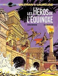 Cover Thumbnail for Valérian (Dargaud, 1970 series) #8 - Les Héros de l'équinoxe