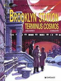 Cover Thumbnail for Valérian (Dargaud, 1970 series) #10 - Brooklyn Station terminus cosmos