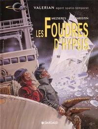 Cover Thumbnail for Valérian (Dargaud, 1970 series) #12 - Les Foudres d'Hypsis