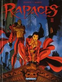 Cover Thumbnail for Rapaces (Dargaud, 1998 series) #2