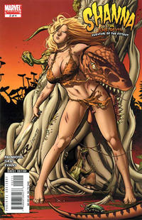Cover Thumbnail for Shanna the She-Devil: Survival of the Fittest (Marvel, 2007 series) #2