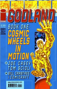 Cover Thumbnail for Godland (Image, 2005 series) #1
