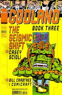 Cover Thumbnail for Godland (Image, 2005 series) #3