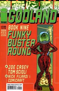 Cover Thumbnail for Godland (Image, 2005 series) #9