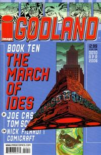 Cover Thumbnail for Godland (Image, 2005 series) #10