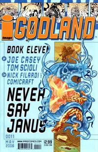 Cover Thumbnail for Godland (Image, 2005 series) #11