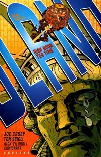 Cover Thumbnail for Godland (Image, 2005 series) #12