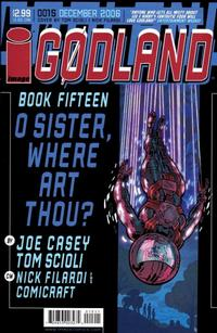 Cover Thumbnail for Godland (Image, 2005 series) #15