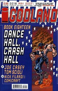 Cover Thumbnail for Godland (Image, 2005 series) #18