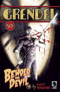 Cover Thumbnail for Grendel: Behold the Devil (Dark Horse, 2007 series) #0