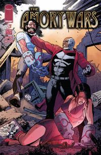Cover Thumbnail for Amory Wars (Image, 2007 series) #2