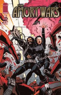 Cover Thumbnail for Amory Wars (Image, 2007 series) #4