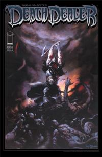 Cover Thumbnail for Frank Frazetta's Death Dealer (Image, 2007 series) #2