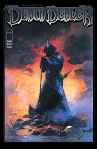 Cover Thumbnail for Frank Frazetta's Death Dealer (Image, 2007 series) #3 [Cover A]