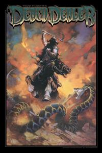 Cover Thumbnail for Frank Frazetta's Death Dealer (Image, 2007 series) #6 [Cover A]