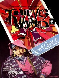 Cover Thumbnail for Thieves' World (Donning Company, 1985 series) #2