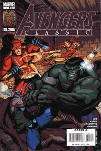 Cover Thumbnail for Avengers Classic (Marvel, 2007 series) #3