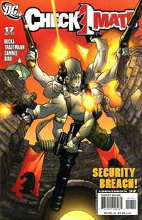 Cover Thumbnail for Checkmate (DC, 2006 series) #17