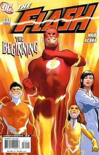 Cover Thumbnail for The Flash (DC, 2007 series) #231 [Daniel Acuña Cover]