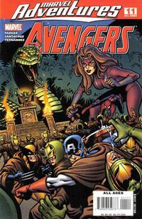 Cover Thumbnail for Marvel Adventures The Avengers (Marvel, 2006 series) #11