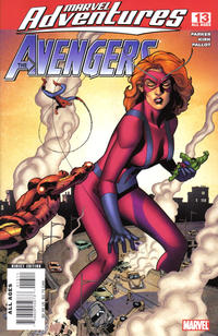 Cover for Marvel Adventures The Avengers (Marvel, 2006 series) #13