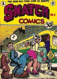 Cover Thumbnail for Snatch Comics (Apex Novelties, 1968 series) #3