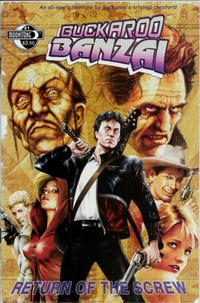 Cover Thumbnail for Buckaroo Banzai: Return of the Screw (Moonstone, 2006 series) #1 [Cover A]