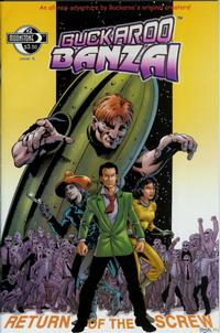 Cover Thumbnail for Buckaroo Banzai: Return of the Screw (Moonstone, 2006 series) #2 [Cover A]