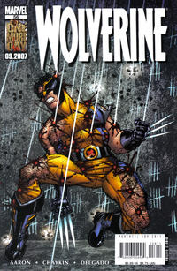 Cover for Wolverine (Marvel, 2003 series) #56