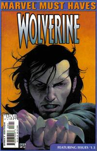 Cover Thumbnail for Marvel Must Haves: Wolverine #1-3 (Marvel, 2003 series)