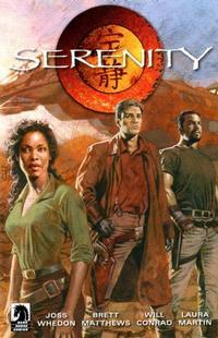 Cover Thumbnail for Joss Whedon's Serenity (Dark Horse, 2007 series) #1