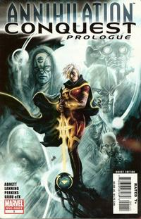 Cover Thumbnail for Annihilation: Conquest Prologue (Marvel, 2007 series) #1