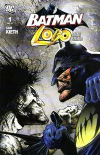 Cover Thumbnail for Batman / Lobo: Deadly Serious (DC, 2007 series) #1