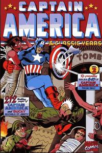 Cover Thumbnail for Captain America: The Classic Years (Marvel, 1998 series) #2