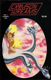 Cover Thumbnail for Crimson Dreams (Crimson Productions, 1984 series) #1