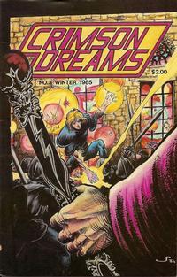 Cover Thumbnail for Crimson Dreams (Crimson Productions, 1984 series) #3