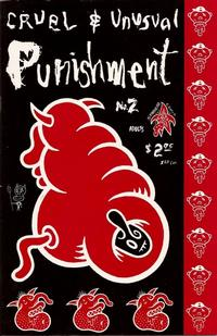 Cover Thumbnail for Cruel and Unusual Punishment (Starhead Comix, 1993 series) #2