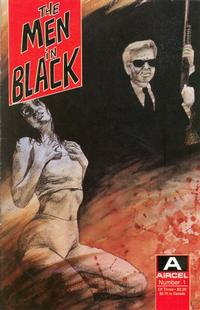 Cover Thumbnail for The Men in Black (Malibu, 1990 series) #1