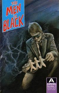 Cover Thumbnail for The Men in Black (Malibu, 1990 series) #3