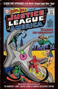 Cover Thumbnail for The Brave and the Bold #28 [The Monopoly Game: Justice League of America Collector's Edition] (DC, 1999 series) #[nn]