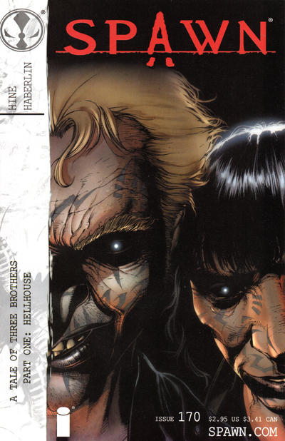 Cover for Spawn (Image, 1992 series) #170